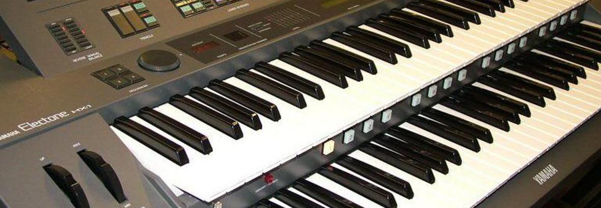 Yamaha Electone Organ tuition